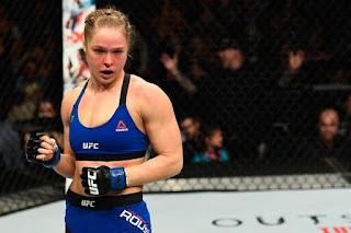 Amanda Nunes defeats former champ Ronda Rousey