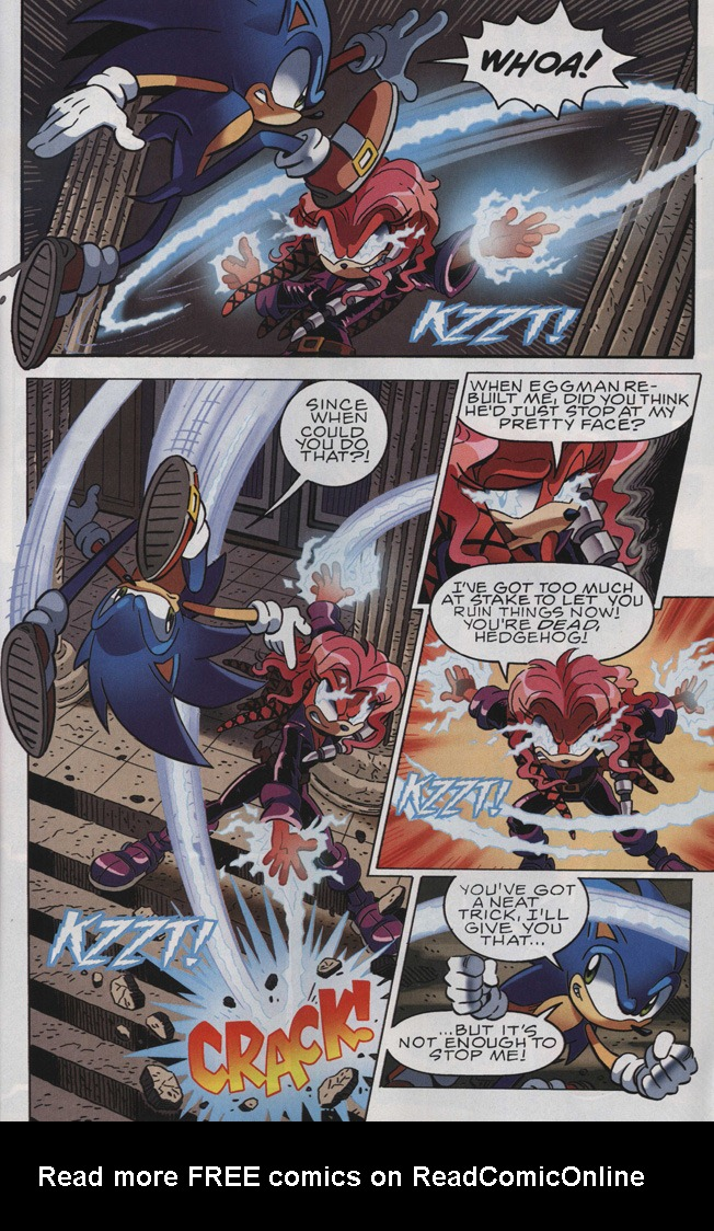 Read online Sonic The Hedgehog comic -  Issue #243 - 29