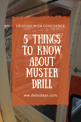 5 things to know about cruise ship muster drill