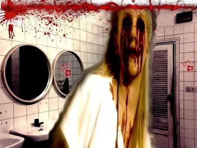 Criaturas bizarras do Banheiro