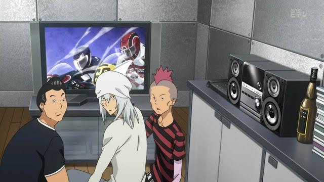Amazon Dan Crunchyroll Menawarkan Layanan Menonton Anime Secara Offline