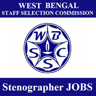 West Bengal Staff Selection Commission, WBSSC, WB, West Bengal, SSC, Stenographer, freejobalert, Sarkari Naukri, Latest Jobs, wbssc logo