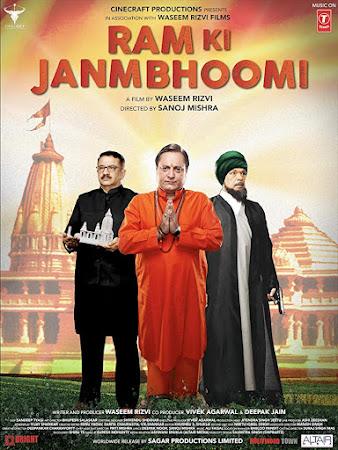Poster Of Hindi Movie Ram Ki Janmabhoomi 2019 Full HD Movie Free Download 720P Watch Online