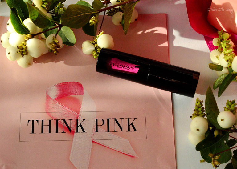 THINK PINK by ShinyBox -  KONTIGO Pomadka MOOV Liquid LipsMatter Show-off