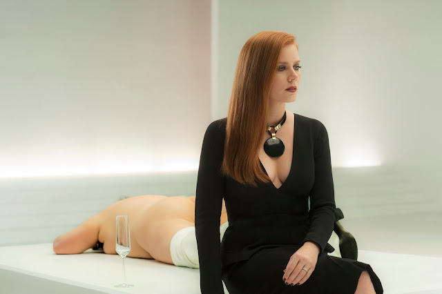 "Amy Adams is a wreck in Tom Ford's ""Nocturnal Animals"""