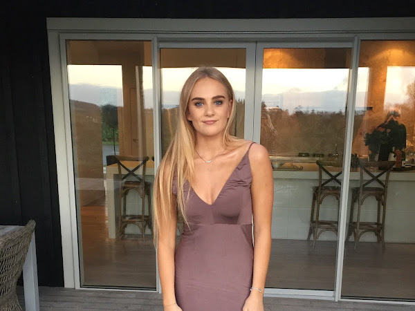 Sarah's School Ball 2017