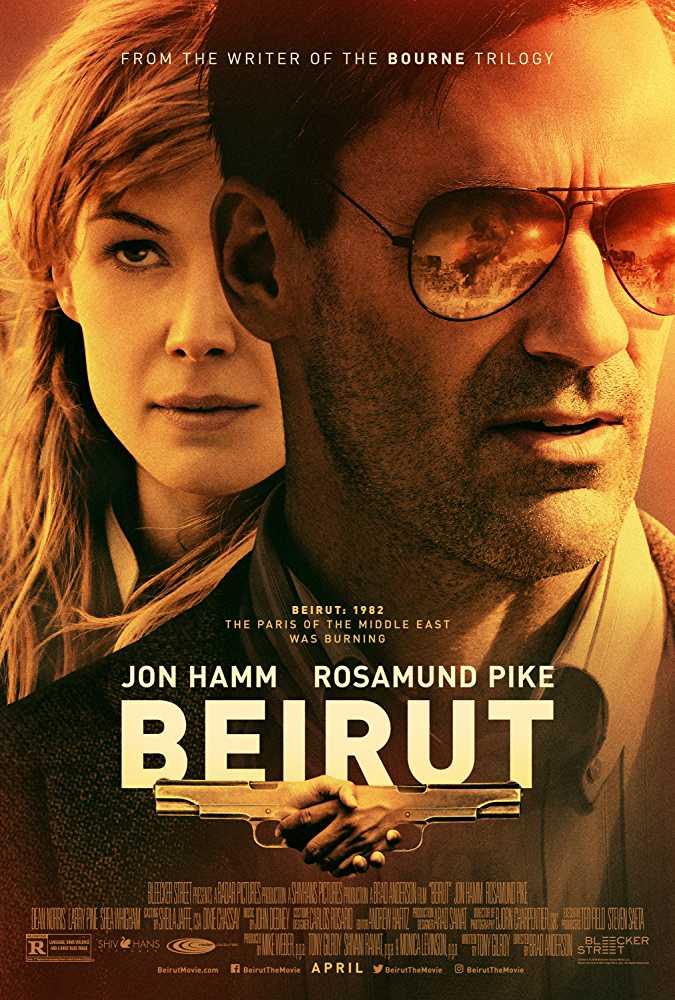 Poster Beirut 2018 Download Full Movie English Free 300Mb