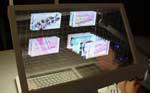 3D Desktop Ala Microsoft Dikombinasikan dengan Teknologi Kinect