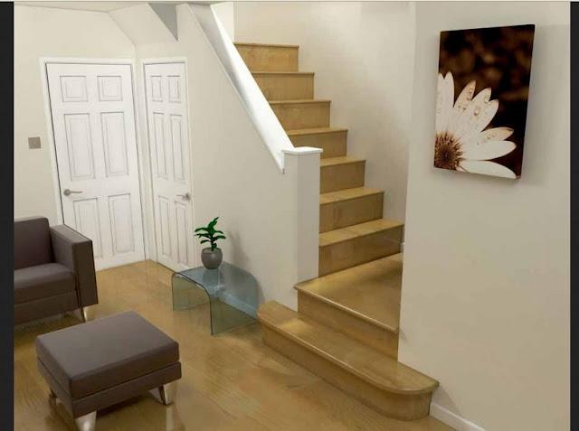 Contoh Desain Interior Rumah Sederhana Yang Terlihat Elegan Dan