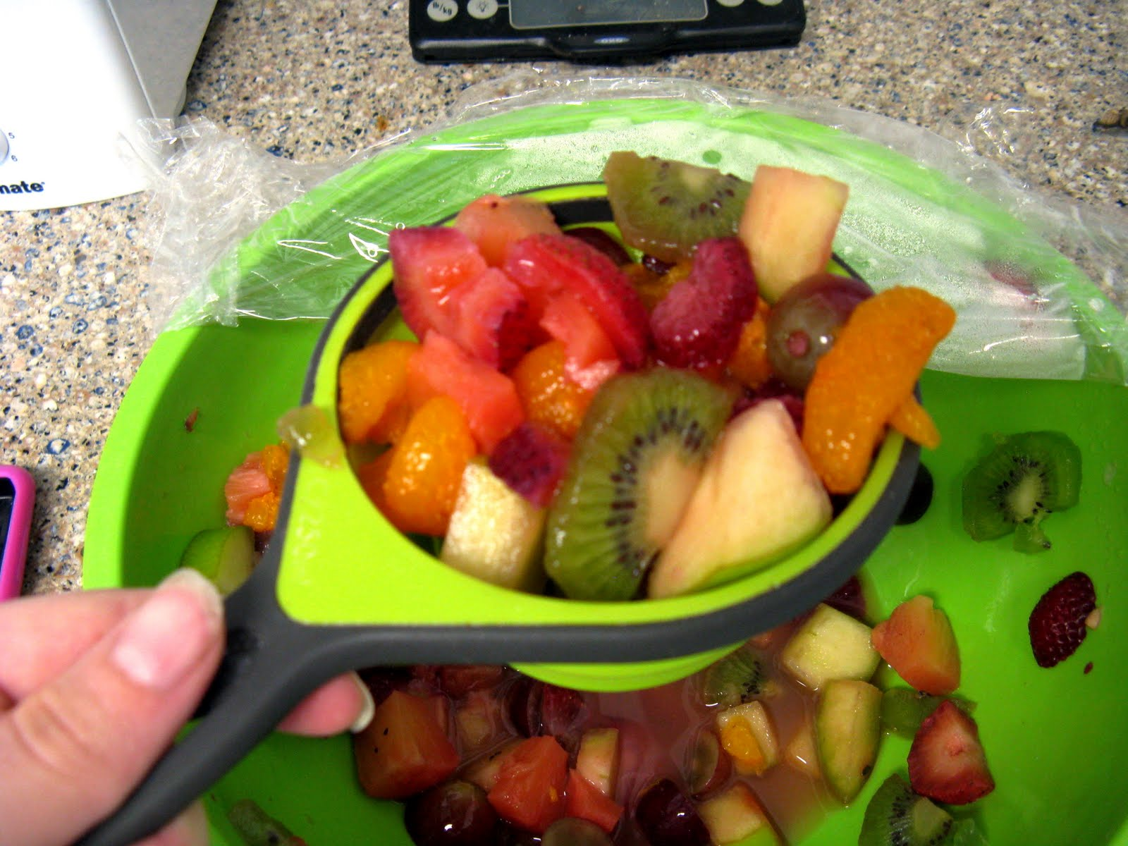 My Own Test Kitchen What To Do With Leftover Fruit Salad