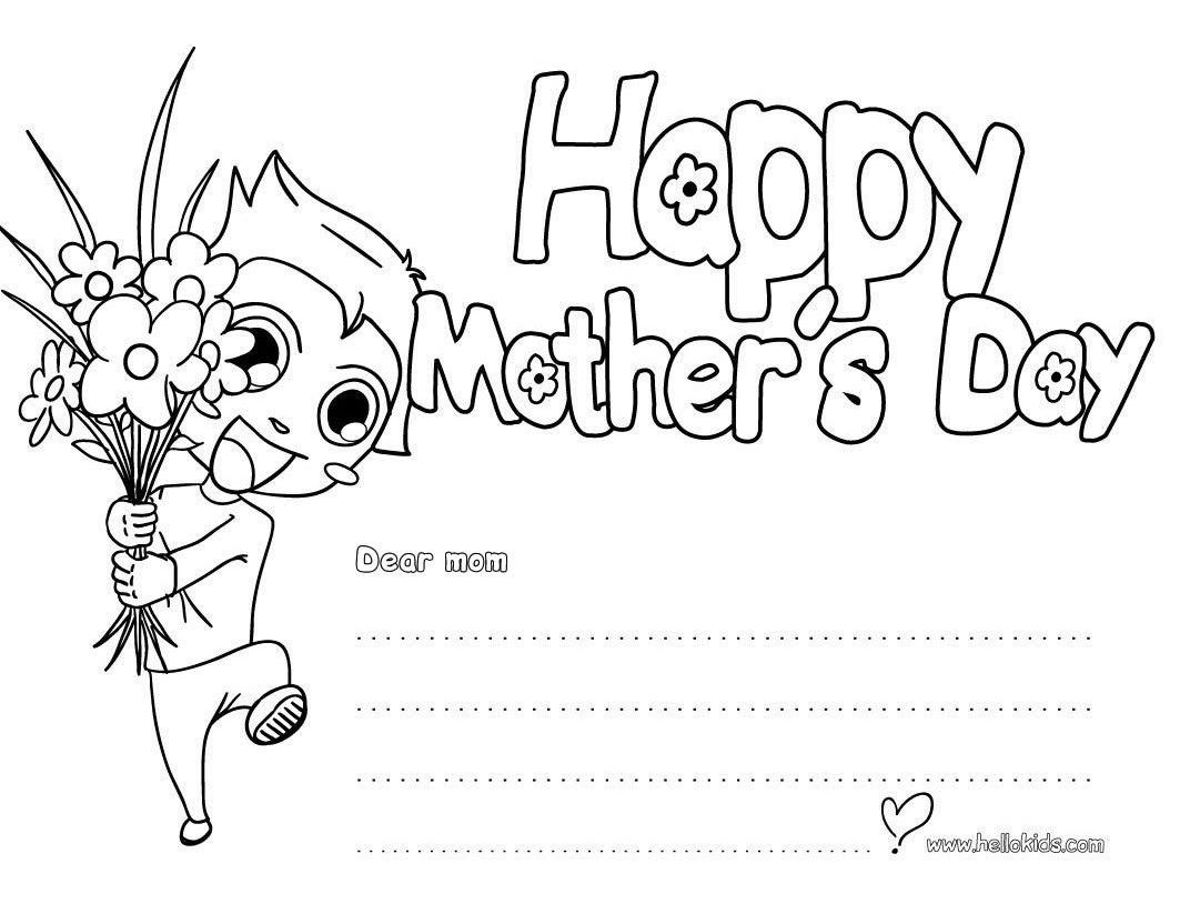 Soccer Wallpaper Mother Day Coloring Pages
