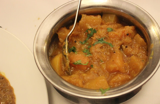 A picture of Chutney Ivy Leicester Pumpkin Bhuna