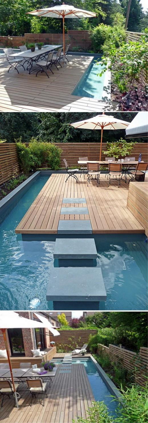 Piscinas para reas pequenas - Depuradoras para piscinas pequenas ...