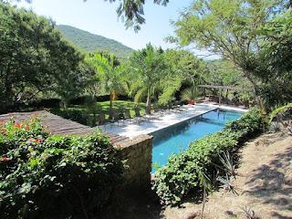 Alberca del Pistache Alpuyeca, Morelos