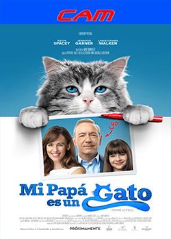 Mi papá es un gato (2016) CAM
