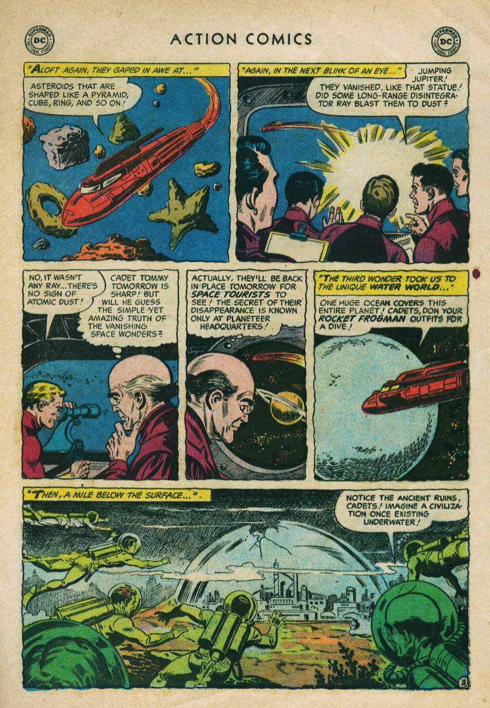 Read online Action Comics (1938) comic -  Issue #224 - 29