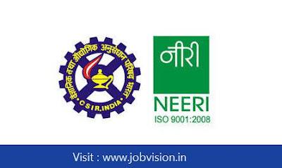 NEERI Nagpur Recruitment 2018