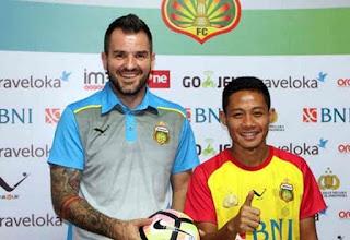 Simon McMenemy Bersama Evan Dimas ke Bali United ?