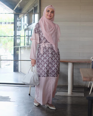 baju shireen sungkar 2019