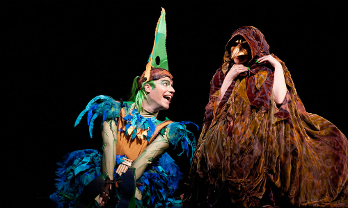 "Seattle Opera's ""The Magic Flute"""