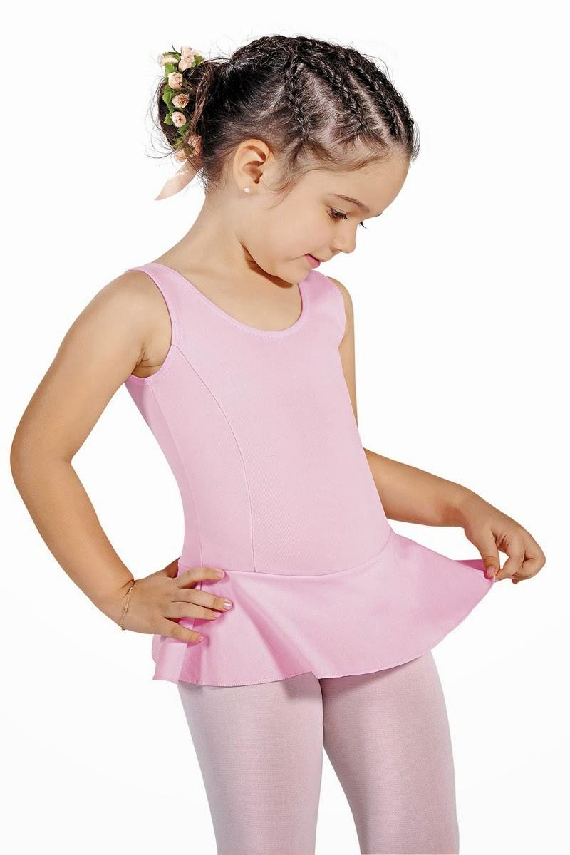 0afd3c3bc7 Mundo Bailarinístico  Como vestir sua filha pro ballet Infantil