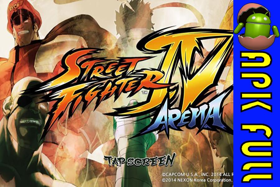 descargar ultra street fighter 4 para android