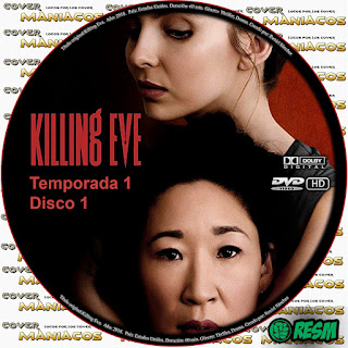 GALLETA- [SERIE DE TV] KILLING EVE - 2018