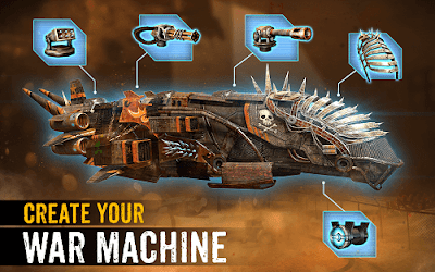 Sandstorm Pirate Wars v1.12.0 Mod Apk Data (Infinite Energy) 2