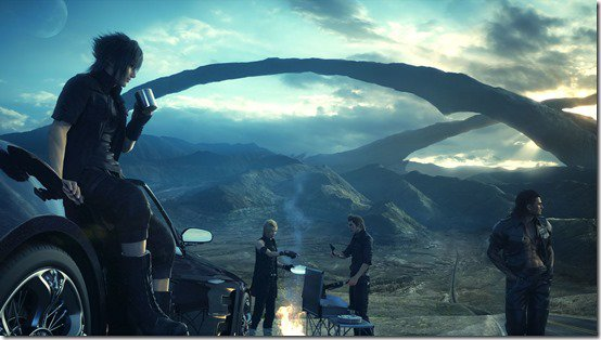 Final Fantasy XV to Get New Episodes Until 2019