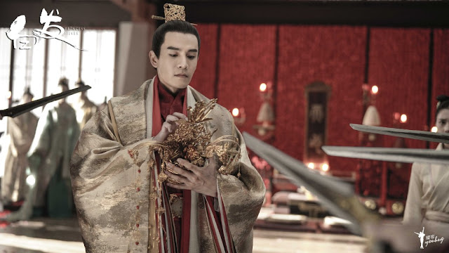 Princess Silver cdrama Jing Chao