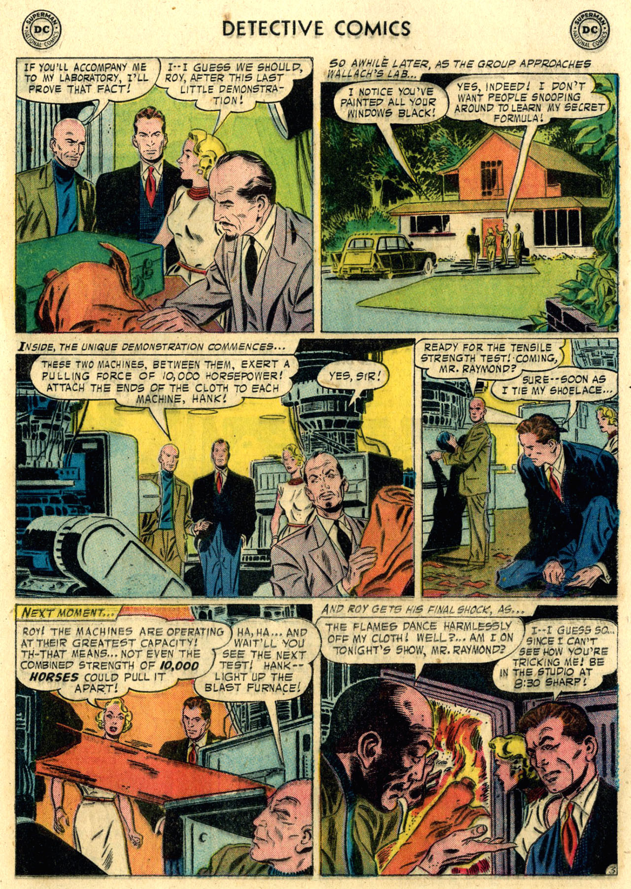 Read online Detective Comics (1937) comic -  Issue #248 - 19