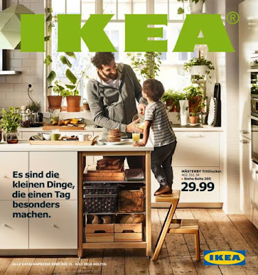 2016 IKEA Catalog Deutschland (Germany)