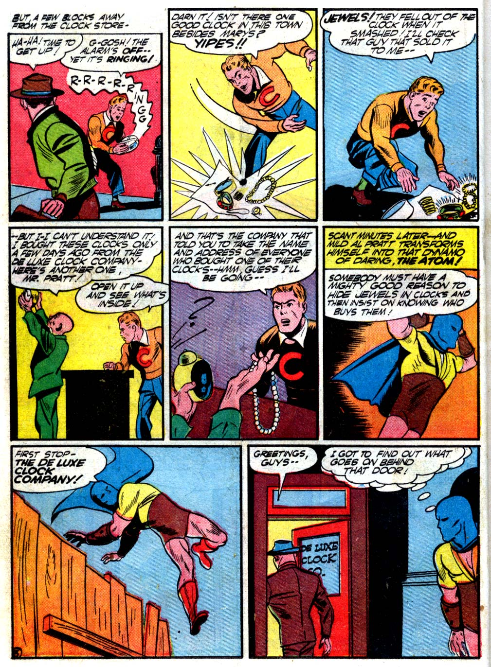 Read online All-American Comics (1939) comic -  Issue #55 - 22