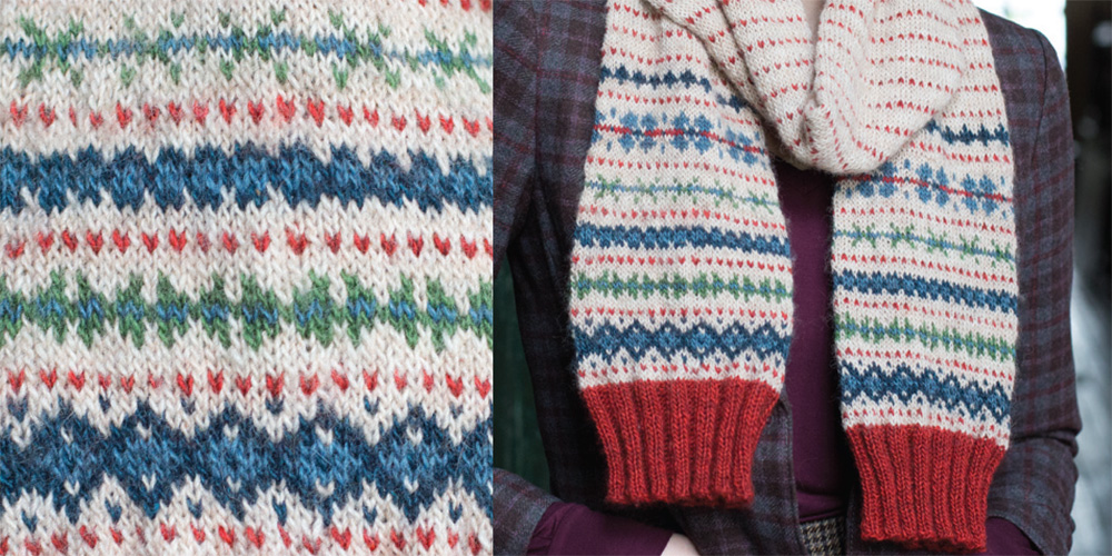 Vogue Knitting Fall 2016 : The knitting needle and damage done vogue