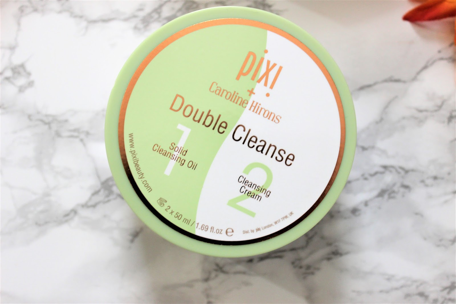 Pixi Double Cleanse Makeup Remover