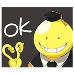 Talking Pop-Up Assassination Classroom