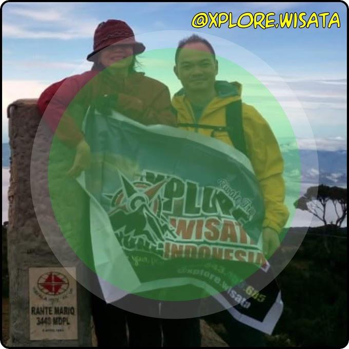 Trekking Gunung Latimojong - Senior Eksekutif