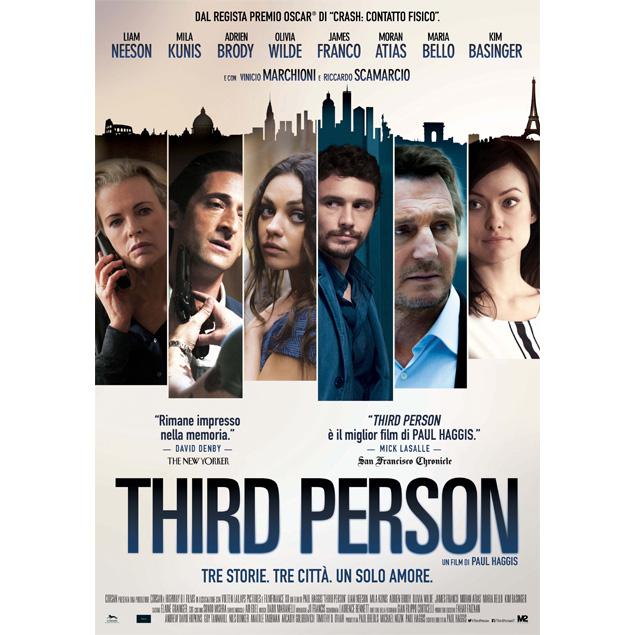 Người Tình Hờ - Third Person (2014)