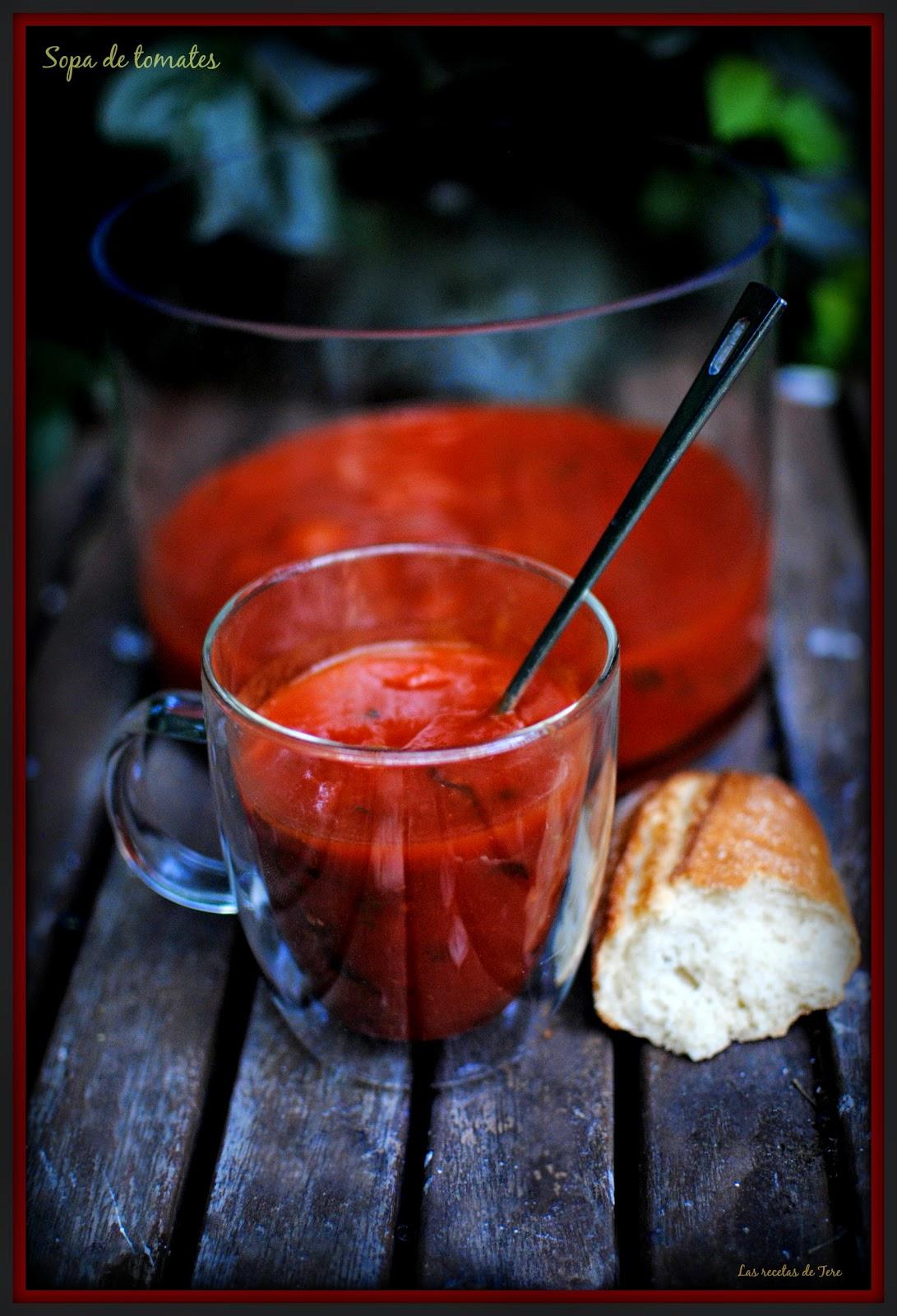 sopa de tomates tererecetas 02