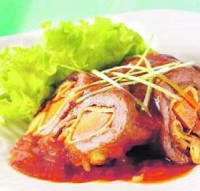 Recipes Make Delicious Beef Rolade