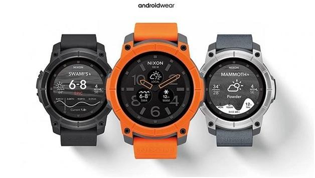 Smartwatch tangguh Mission dari merk Nixon