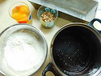 prosty przepis na murzynka z olejem ewy wachowicz z dżemem z jabłkami z kremem przepis na murzynka kasia na zebre mechanik w kuchni ciasto do kawy kawki niedzielnej