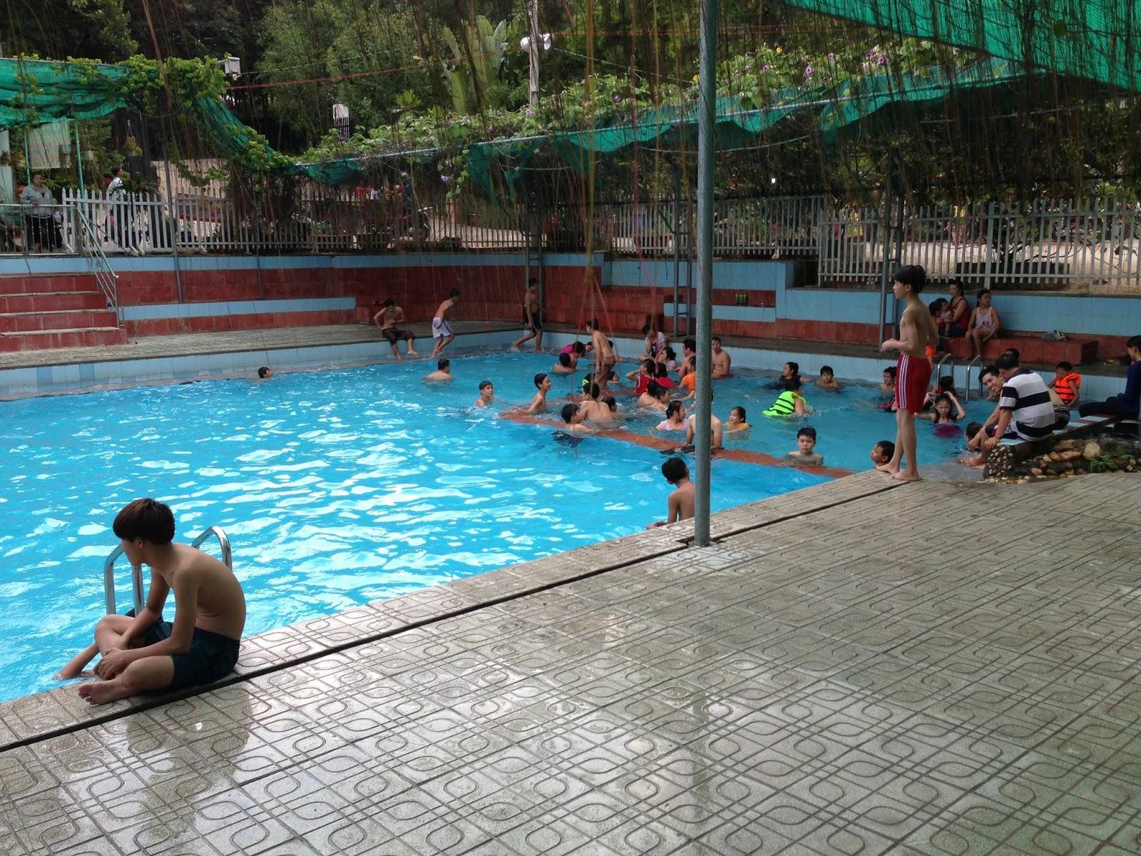 Hồ Bơi Minh Thư - Địa điểm thư giãn cuối tuần ở Bình Dương