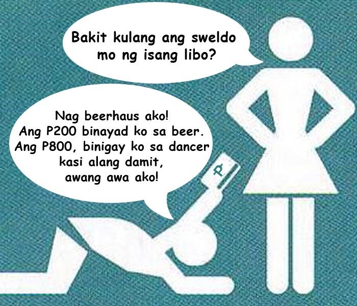Pinoy Husband And Wife Jokes Boy Banat
