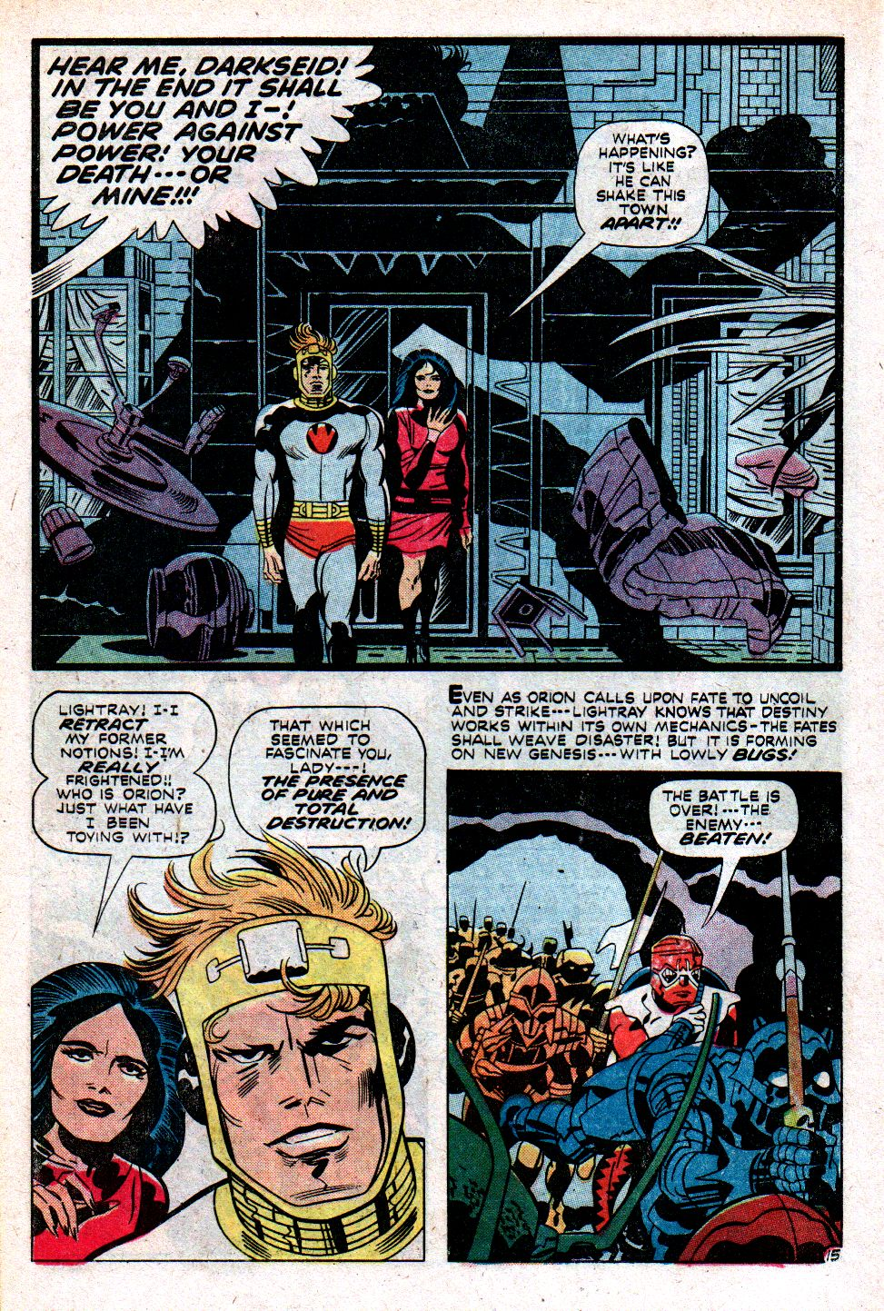 The New Gods (1971) issue 9 - Page 19