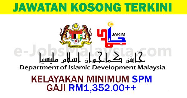 Jabatan Kemajuan Islam Malaysia JAKIM