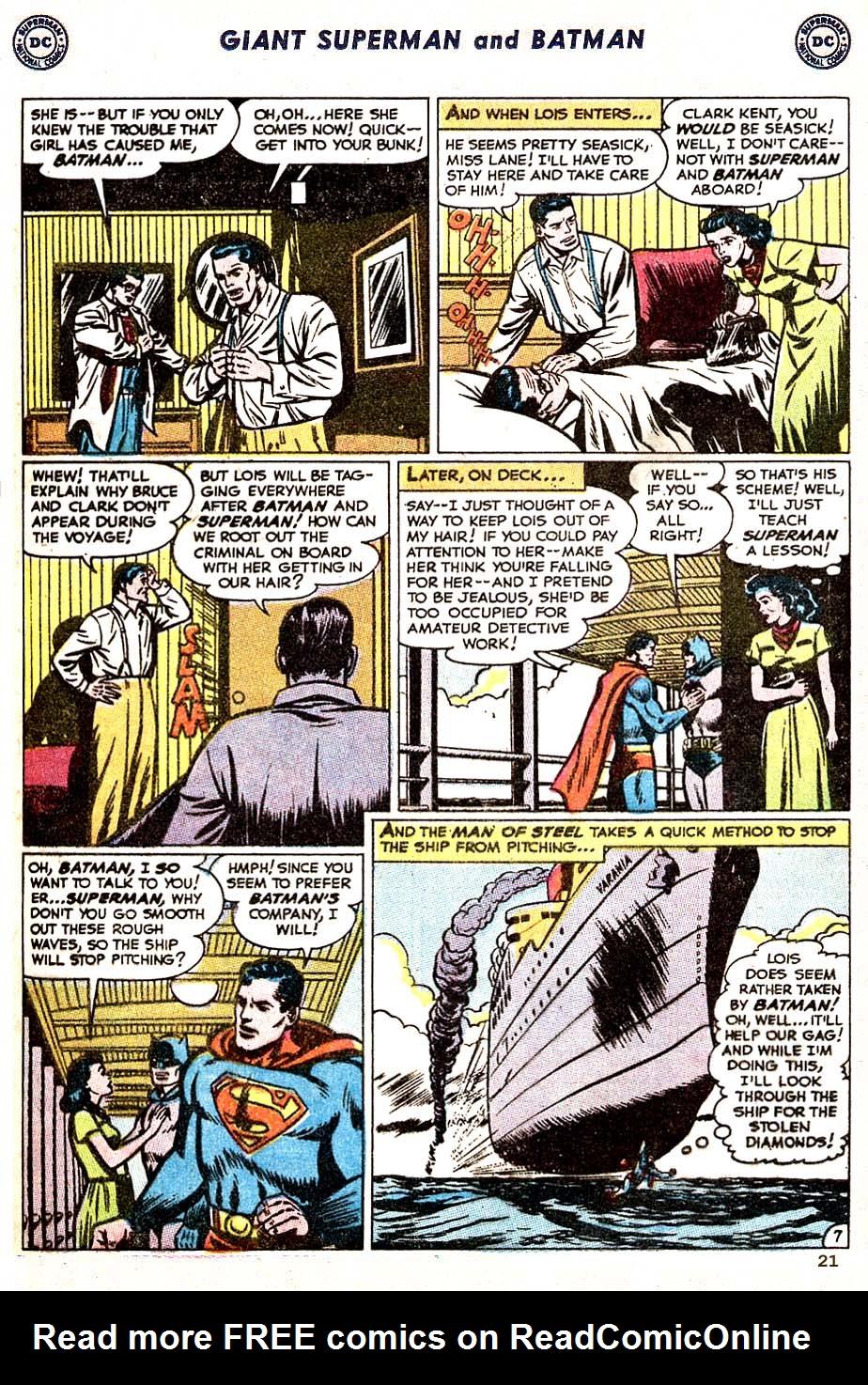 Read online World's Finest Comics comic -  Issue #179 - 23