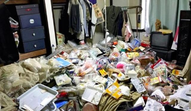 Gomi Yashiki: Timbunan Sampah Rumah Jepang yang Semakin 'Menggunung'