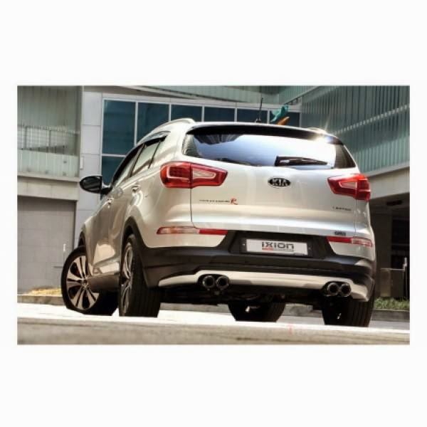 add on Kia Sportage Ixion