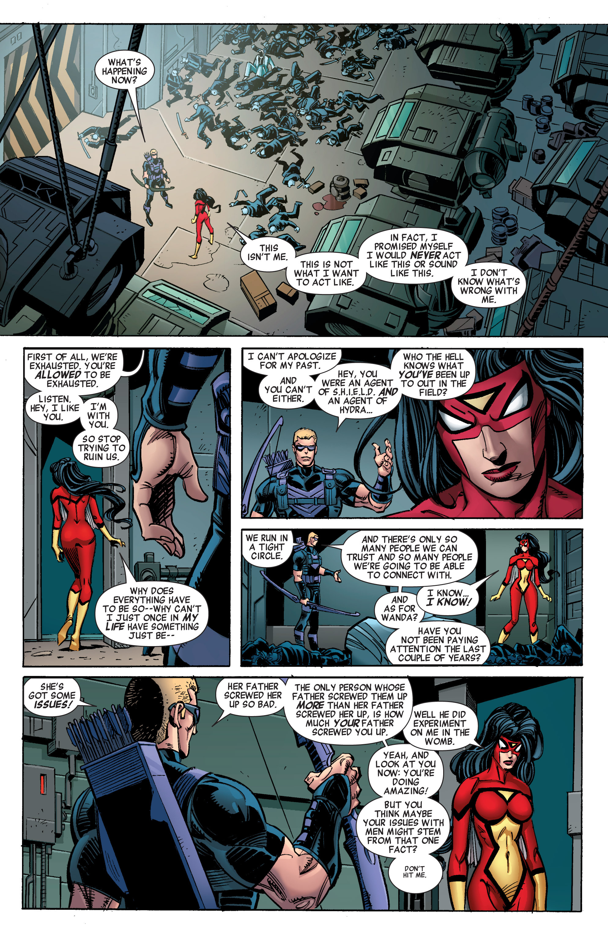 Read online Avengers (2010) comic -  Issue #30 - 14
